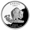 Kansas Image from US Mint Image Library