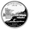 Minnesota Image from US Mint Image Library