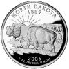 North Dakota Image from US Mint Image Library