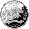 Nevada Image from US Mint Image Library