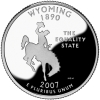Wyoming Image from US Mint Image Library